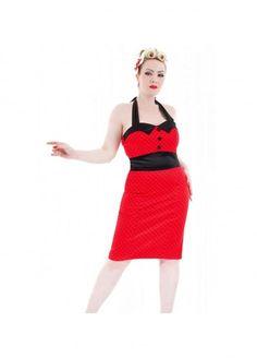 2b3b20ca3bc691 10 beste afbeeldingen van Jurkies - Pin up dresses
