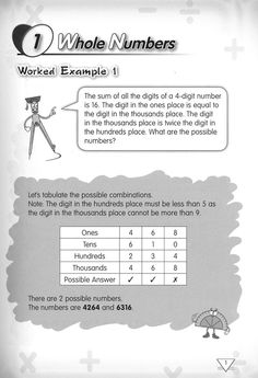 math worksheet : sample of singapore math challenging word problems for primary  : Singapore Math Word Problems