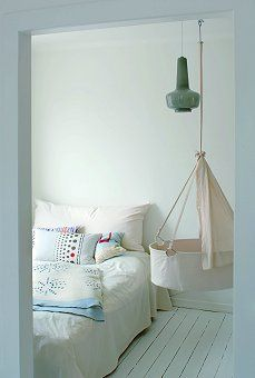 Diy Hanging Baby Cradle