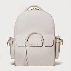 BUSCEMI PHD Backpack. Looks like Hermes no? #BUSCEMI #Backpack #Menswear #Bag