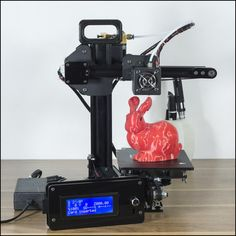 DMS DP2 Portable lightweight 3D printer kit with high quality  remote feeding metal extruder stable printing precision //Price: $171.10//     #storecharger