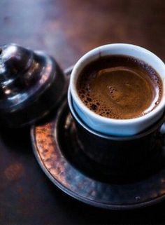 rich dark coffee