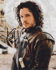 Kit Harington (Game of Thrones) signed 8x10 photo