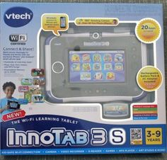 VTech InnoTab 3S Giveaway - win one of these spiffy tablets!