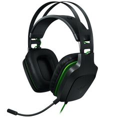 Razer Electra Gaming Headset Virtual Surround Sound Over-Ear Headphone US Gaming Accessories, Desktop Accessories, Gaming Headset, Mac Laptop, Laptop Computers, Gaming Headphones, In Ear Headphones, Usb, Gaming