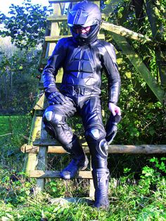 Bike Suit, Bike Leathers, Motorcycle Leather, Bikers, Leather Men, Superhero, Photo And Video, Jumpsuit, Leather