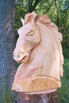 Artisans of the Valley - Custom Chainsaw Carvings by Bob Eigenrach ...