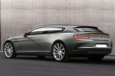Bertone designs an exclusive Aston Martin wagon for one lucky hauler | Motoramic - Yahoo! Autos