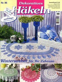 Dekoratives Hakeln 85 - Kristina Dalinkevičienė - Álbuns da web do Picasa