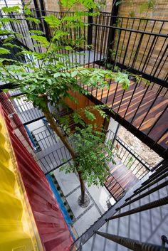 Gallery of Ccasa Hostel / TAK architects - 2