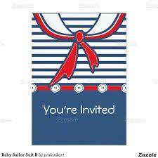 Resultado de imagen para marinero invitacion