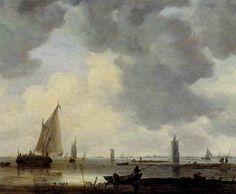 Jan van Goyen - Phares