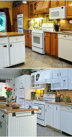 ORC Craigslist Kitchen Makeover Reveal | Redo It Yourself Inspirations :  ORC Craigslist Kitchen Makeover Reveal
