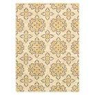 Shaw Living® Global Tiles Area Rug - Gray/Yellow (5'x7')