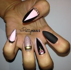 Hey, I found this really awesome Etsy listing at https://www.etsy.com/listing/182132398/yonce-false-nail-set