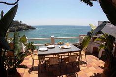 Дом на берегу моря в испании фото