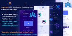 Buy Crypcash - ICO, Bitcoin and Cryptocurrency Landing page by Marvel_Theme on ThemeForest. Crypcash is a powerful Responsive modern and elegant crypto currency landing page. Crypcash is fully responsiv. Money Machine, What Is Bitcoin Mining, Bitcoin Wallet, Bitcoin Cryptocurrency, Cryptocurrency Trading, Ways To Earn Money, Crypto Currencies, Blockchain, Investing