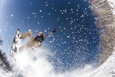 Appalachian Ski Mountain. Adventure photography by Sam Dean; 2015. #snowboarding