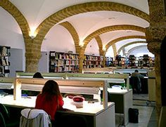 Biblioteca Universidad de Cádiz. Humanidades (Campus de Cádiz)