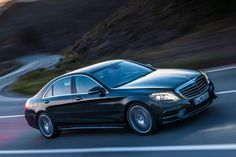 2013/05/15: Mercedes S-Class — Must-Have in good-old Germany