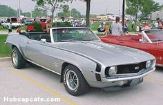 Cars of 60's
