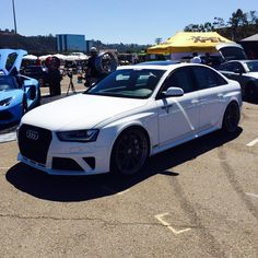 RS4 conversion and HRE Performance Wheels with a perfect set of wheels to complete the build. Show-stopper!