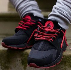 Love Huarache Pack With Custom Rope Laces Huaraches Outfit Sneakers Men Nike Shoes Outlet