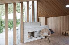 The Poplar Garden House / Onix