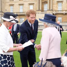 Prince Harry hosts the annual Not Forgotten Garden Party at Buckingham Palace. | The Royal Family