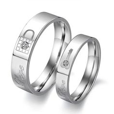 Personalized Key And Lock Titanium Steel Couple Rings https://www.evermarker.com/collections/couples-rings?pid=key-and-lock-titanium-steel-lover-rings&utm_source=Pinterest_Organic&utm_medium=Traffic&utm_campaign=key-and-lock-titanium-steel-lover-rings