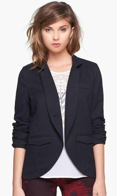 Stylish Work Blazer