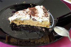 7 συνταγές με ένα κουτί ... ζαχαρούχο!!! - Filenades.gr Greek Desserts, Greek Recipes, Cooking Time, Cooking Recipes, Banoffee, Healthy Snacks, Cheesecake, Deserts, Good Food