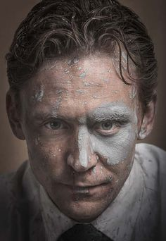 Tom Hiddleston. #HighRise