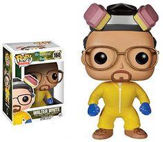 Funko POP Television (VINYL): Breaking Bad Walter White Cook Action Figure -
