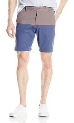 Volcom Men's Baden Short, Pewter, 34 Best Price