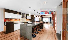 Homesense, Kitchen Island, House Design, Site Web, Furniture, Facebook, Twitter, Google, Home Decor