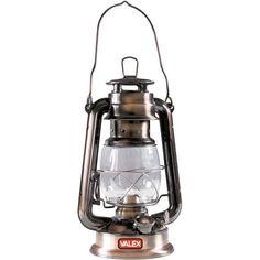 Lanterna a petrolio per per l'illuminazione nel buio della foresta!! Ricaricabile con petrolio lampante. dimensioni mm Ø150 x h240. capacità l 0,2.