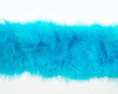 Marabou is a light and fluffy feather that comes from Turkey's. There are between yards of strung marabou per pound and feathers per yard. Feathers are inches long. Craft Items, Baby Blue, Shag Rug, Feathers, Crafts, Home Decor, Shaggy Rug, Manualidades, Decoration Home