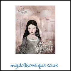 Matilda's keepsake and secrets book
