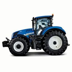 Britains Farm New holland tractor blue power) New Holland Tractor, Ford Tractors, Vr46, Ford News, Debenhams, Heavy Equipment, Toys For Boys, Blue, Tractors