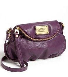 MARC JACOBS Mini' Crossbody Flap Bag