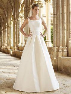 Raimon Bundó 2015 wedding dresses { Natural bridal collection } itakeyou.co.uk #weddingdress :