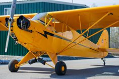 1946 Piper J-3 Cub C-85-8 Clipped Wing for sale in (ANC) Anchorage, AK USA => http://www.airplanemart.com/aircraft-for-sale/Single-Engine-Piston/1946-Piper-J-3-Cub-C-85-8-Clipped-Wing/10305/