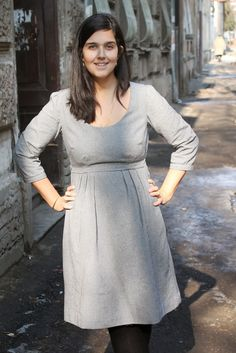 The Itinerant Seamstress: Wishy-washy on the Washi Linen Dress Pattern, Dress Patterns, Washi Dress, Linen Dresses, Maxi Dresses, Fat Fashion, Dress Alterations, Sewing Clothes, Dressmaking