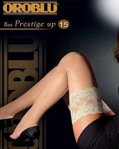 Prestige stay-up kousen 15 Oroblu