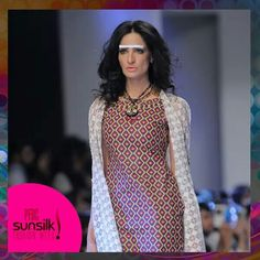 Zonia awaar #psfw15  Sunsilk fashion