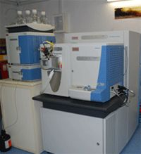 UHPLC - LTQ Orbitrap Velos, Thermo Scientific http://www.eie.gr/nhrf/institutes/iopc/infrastructure/infrastructures-ms-gr.html