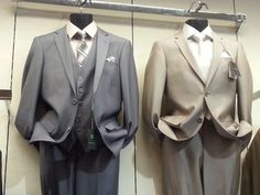 Spring suit arrivals!  Suit package is $149.95 - $169.95 includes shirt, tie belt, and socks.