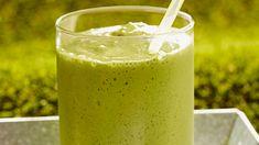 Smoothie épinard, banane et lait de coco | Recettes | Signé M