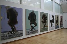 Patrick Earl Hammie: Equivalent Exchange by Jewett Art Gallery, via Flickr